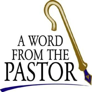 Word-from-Pastor